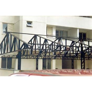 Coberturas para condomínios em Porto Ferreira