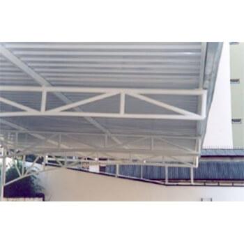 Fabricante de telhados para condomínios na República