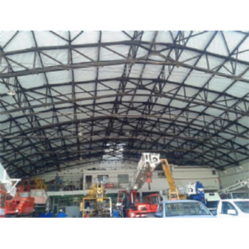 Telhados e coberturas industriais em São Caetano do Sul