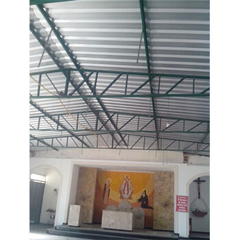 Telhados para igrejas em Jandira